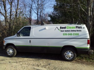 Roof Clean Plus Massachusetts And New Hampshire Service